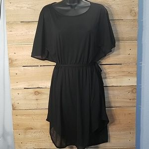 H&M black cover up